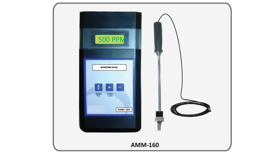 Moisture-in-oil-meter-amm160